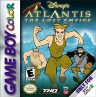Disney's Atlantis: The Lost Empire