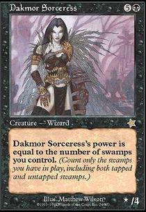 Dakmor Sorceress