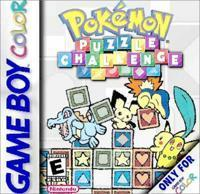 Pokemon Puzzle Challenge fan made reproduction Gameboy Color GBC