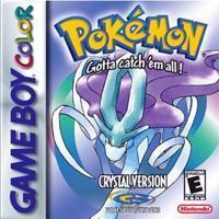 Pokemon: Crystal Version  (Nintendo) GameBoy Color