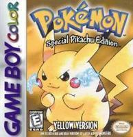 Pokemon: Yellow Version: Special Pikachu Edition