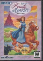 Beauty and the Beast: Belle's Quest, Disney