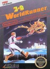 3-D Worldrunner (Nintendo) - NES