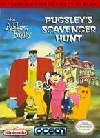Addams Family: Pugsley's Scavenger Hunt (Nintendo) - NES