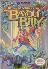 Adventures of Bayou Billy (Nintendo) - NES