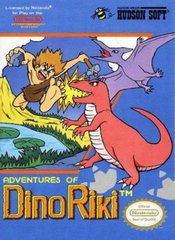 Adventures of Dino Riki (Nintendo) - NES