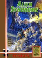 Alien Syndrome - Unlicensed (Nintendo) - NES