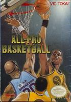 All-Pro Basketball (Nintendo) - NES