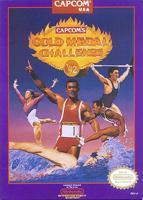 Capcom Gold Medal Challenge (Nintendo) - NES
