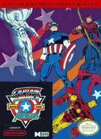 Captain America and the Avengers (Nintendo) - NES