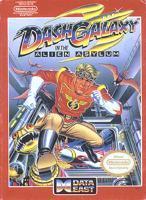 Dash Galaxy in the Alien Asylum (Nintendo) - NES