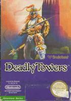Deadly Towers (Nintendo) - NES