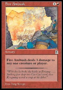 Fire Ambush
