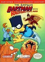 Simpsons - Bartman Meets Radioactive Man