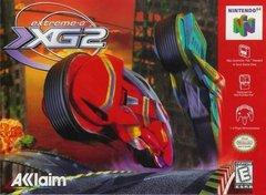 Extreme-G: XG2