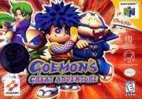 Goemons Great Adventure