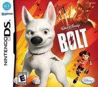 Bolt, Disney