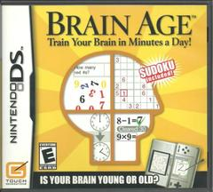 Brain Age: Train Your Brain in Minutes a Day! [GDC 2006 Edition]