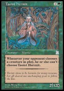 Taoist Hermit