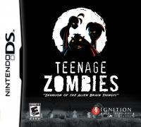 Teenage Zombies: Invasion of the Alien Brain Thingys