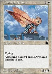 Armored Griffin on Channel Fireball