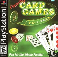 Family Card Games Fun Pak