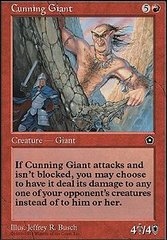 Cunning Giant on Channel Fireball
