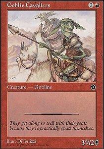 Goblin Cavaliers