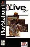 NBA Live 96 Long Box