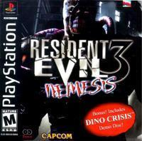 Resident Evil 3: Nemesis w/ Dino Crisis Demo