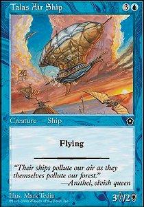 Talas Air Ship