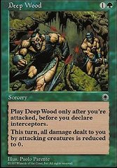 Deep Wood on Channel Fireball