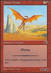 Desert Drake on Channel Fireball