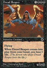 Dread Reaper on Channel Fireball