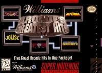 Williams Arcades Greatest Hits