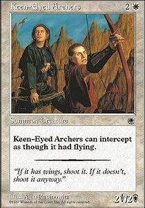 Keen-Eyed Archers