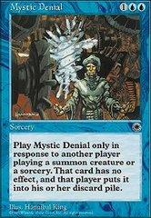 Mystic Denial
