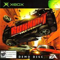 Burnout Revenge Demo