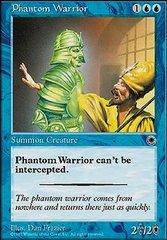 Phantom Warrior on Channel Fireball