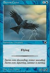 Storm Crow (Flavor Text Only)