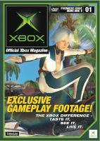 Official Xbox Magazine Demo Disc #01 December 2001