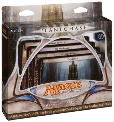 PlaneChase Deck Pack - Metallic Dreams