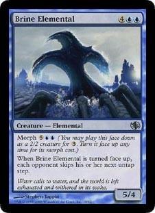 Brine Elemental