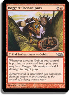 Boggart Shenanigans