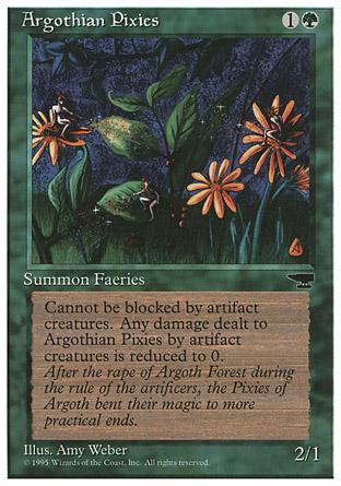 Argothian Pixies