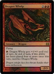 Dragon Whelp - Foil on Channel Fireball