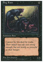 Bog Rats on Channel Fireball