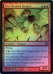 Two-Headed Dragon - Foil on Channel Fireball