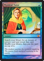 Mystical Tutor - Foil on Channel Fireball