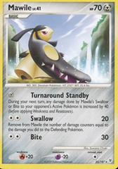 Mawile - 33/147 - Rare on Channel Fireball